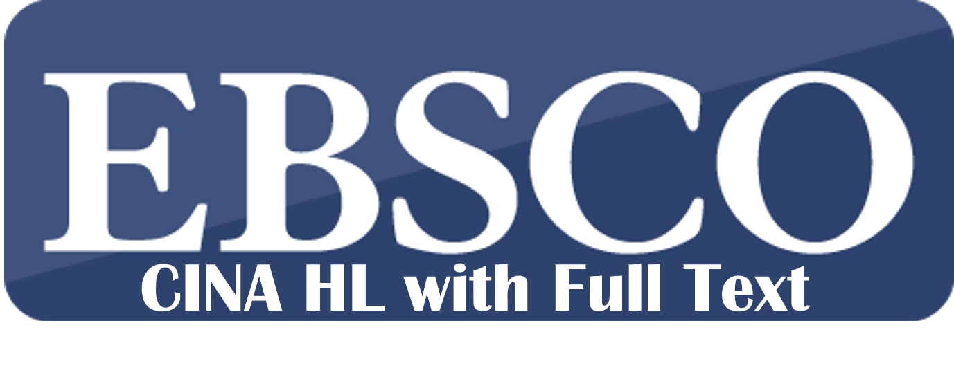 EBSCO CINA HL with Full Text